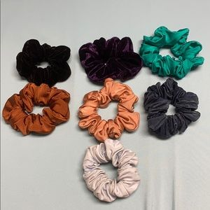 Scrunchies for @brookehovas